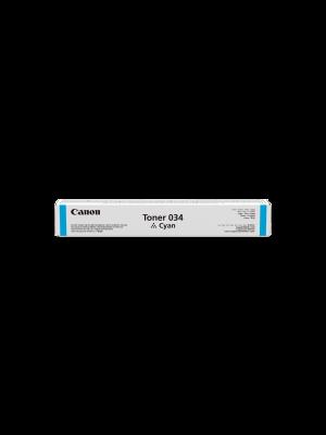 Canon CART034 Cyan Toner