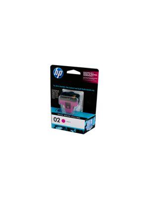 HP #02 Magenta Ink Cartridge C8772WA
