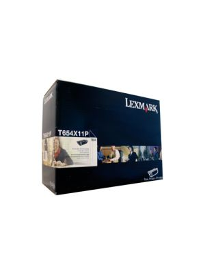 Lexmark T654X11P Extra High Yield Prebate Cartridge