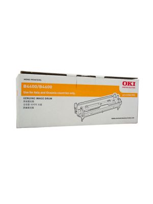Oki B4400/B4600 Genuine Drum Unit 20,000 pages (43501903)
