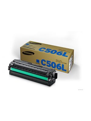 Samsung CLTC506L Cyan Toner Cartridge SU040A