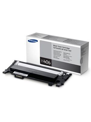 Samsung CLTK406S Black Toner