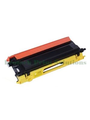 Compatible Brother TN155 Yellow Cartridge