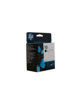 HP #10 Black Ink Cartridge C4844A