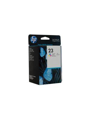 HP #23 Colour Ink Cartridge C1823D