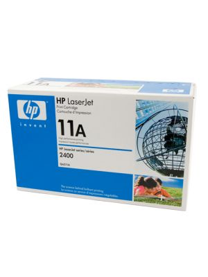 HP #11A Black Toner Q6511A