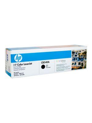 HP #125A Black Toner CB540A