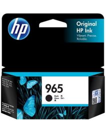 HP 965 Genuine Black Ink Cartridge 3JA80AA - 1,000 pages
