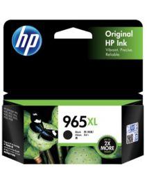 HP 965XL Genuine Black Ink Cartridge 3JA84AA - 2,000 pages