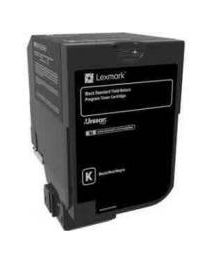 Lexmark C2360K0 Genuine Black Toner Cartridge - Standard Capacity  1,000 pages