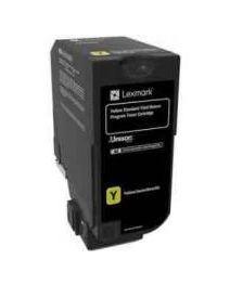 Lexmark C2360Y0 Genuine Yellow Toner Cartridge - Standard Capacity  1,000 pages
