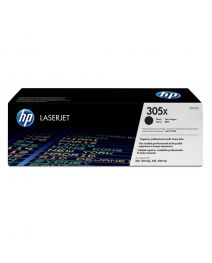 HP 305x Black Genuine High Capacity Toner Cartridge -2,600 pages | CE410X