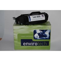 Envirotech, Lexmark T650H11P Remanufactured Cartridge -