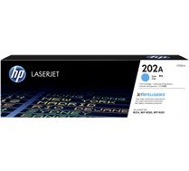 HP #202A Genuine Cyan Toner CF501A - 1,300 pages