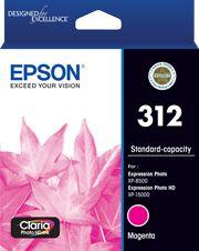 Epson 312 (C13T182392) Genuine Magenta Inkjet Cartridge