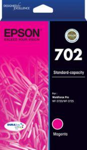 Epson 702 Genuine Magenta Ink Cartridge