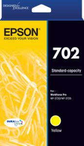 Epson 702 Genuine Yellow Ink Cartridge