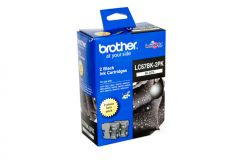 Brother LC67 Genuine Black Twin Pack - 450 pages each