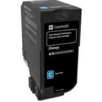 Lexmark C2360C0 Genuine Cyan Toner Cartridge