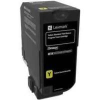 Lexmark C2360Y0 Genuine Yellow Toner Cartridge
