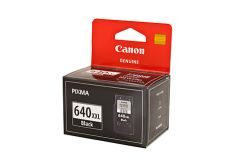Canon PG640XXL Genuine Black Ink Cartridge - 600 pages