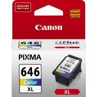 Canon PG645 CL646 Genuine XL Twin Pack