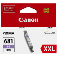 Canon CLI681XXL Genuine Photo Blue Cartridge - 9140 pages