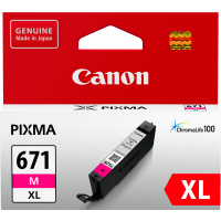 Canon CLI671XL Genuine Magenta Ink Cartridge