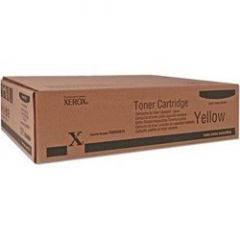Fuji Xerox DocuPrint C2200/C3300 Genuine Yellow Toner Cartridge - 4,000 pages (CT350673)