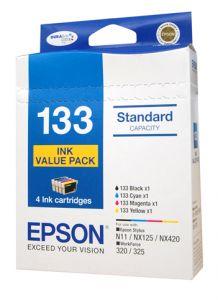 Epson 133 Genuine Ink Value Pack -