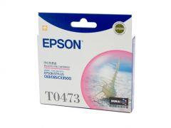 Epson T0473 Genuine Magenta Ink Cartridge - 250 pages