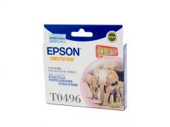 Epson T0496 Genuine LightMagenta Ink - 430 pages
