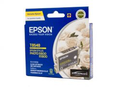 Epson T0540 Genuine Gloss Optimiser Ink - 440 pages