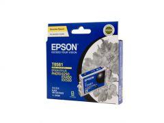 Epson T0561 Genuine Black Ink Cartridge - 290 pages