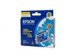 Epson T0562 Genuine Cyan Ink Cartridge - 290 pages