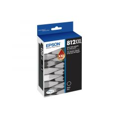 Epson 812XXL (C13T02K192) Genuine Black Extra High Yield Ink Cartridge