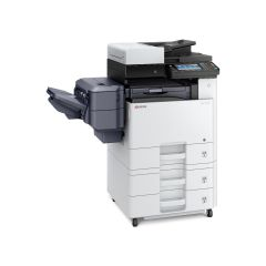 Kyocera ECOSYS M8130cidn with additional paper trays