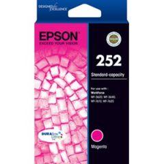 Epson 252 Genuine Magenta Ink Cartridge - 300 pages
