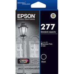 Epson 277 Genuine Black Ink Cartridge - 240 pages