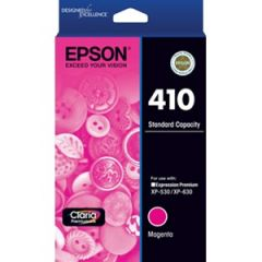 Epson 410 Genuine Magenta Ink Cartridge