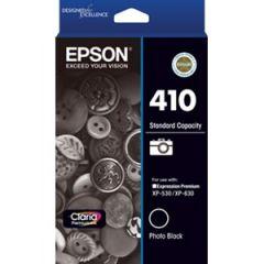 Epson 410  Genuine Photo Black Ink Cartridge