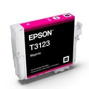 Epson T3123 Genuine Magenta Ink Cartridge
