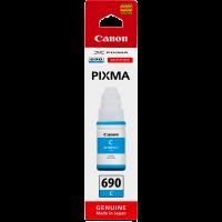 Canon GI690 Genuine Cyan Ink Bottle