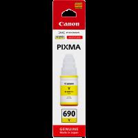 Canon GI690 Genuine Yellow Ink Bottle