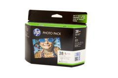 HP #28 Genuine Photo Value Pack - 190 pages