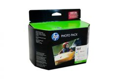 HP #564 Genuine Photo Value Pk SD741A