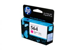 HP #564 Genuine Magenta Ink Cartridge CB319WA - 300 pages