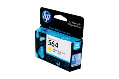 HP #564 Genuine Yellow Ink Cartridge CB320WA - 300 pages