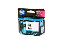 HP #74 Black Ink Cartridge  CB335WA