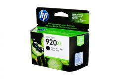 HP #920 Genuine Black XL Ink  CD975AA - 1,200 pages